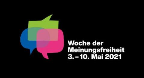 Woche der Meinungsfreiheit vom 3. bis 10. Mai 2021